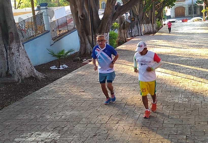 Club Oaxakenia prepara su medio maratón | El Imparcial de Oaxaca