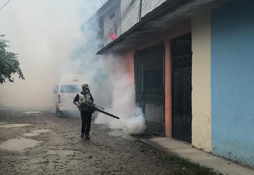 Alertan en Oaxaca por presencia de casos de dengue