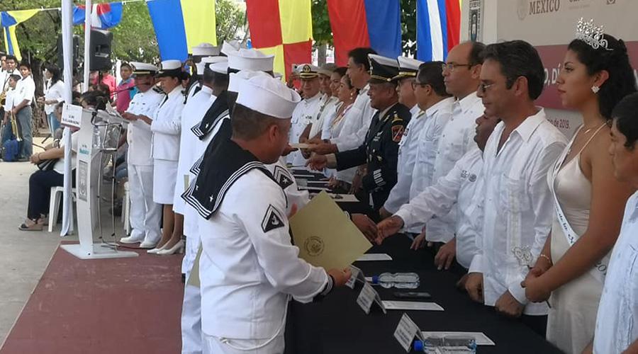 Día de la Marina en Huatulco