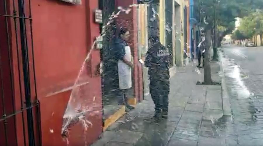 Video: Imparable robo de medidores de agua en Oaxaca | El Imparcial de Oaxaca
