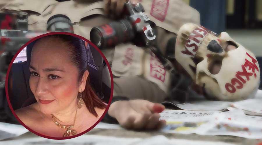 Por miedo a la delincuencia, Norma Sarabia dejó de firmar sus notas | El Imparcial de Oaxaca