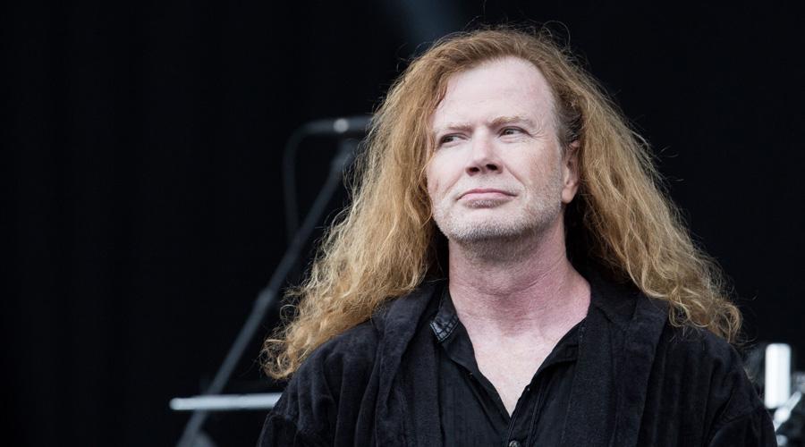 Dave Mustaine, vocalista de Megadeth, anuncia que padece cáncer | El Imparcial de Oaxaca