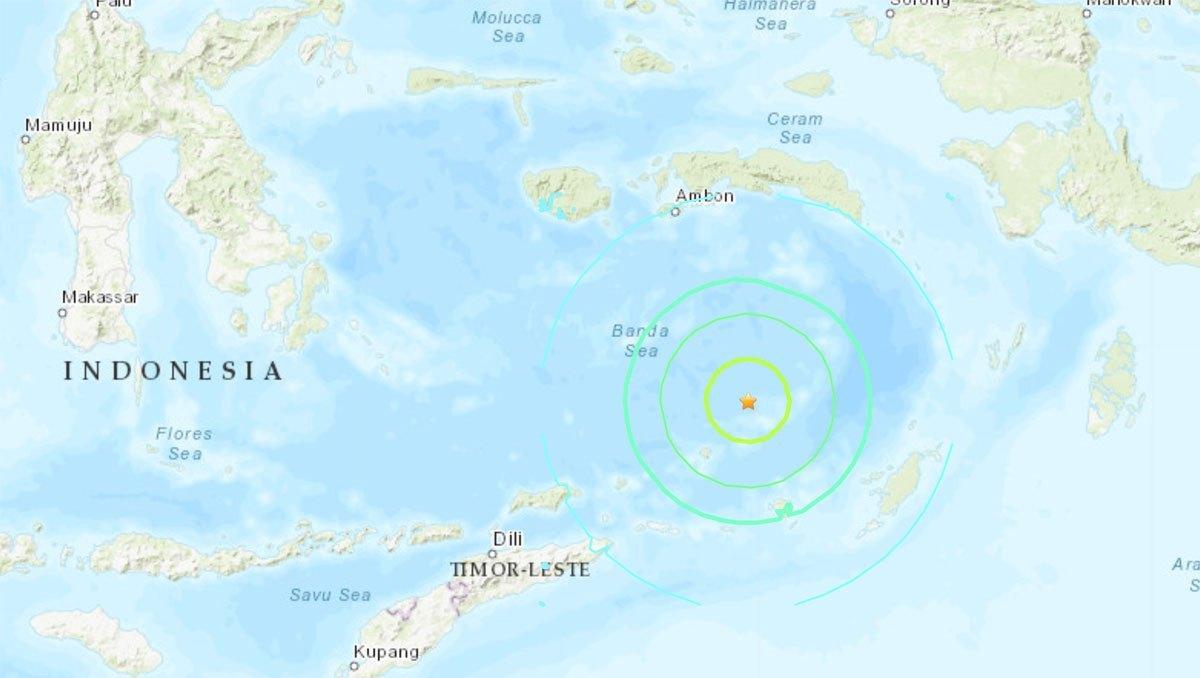 Fuerte sismo sacude Indonesia y se siente en Australia | El Imparcial de Oaxaca