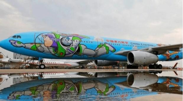 El avión de Toy Story que te lleva ¡Al infinito y más allá! | El Imparcial de Oaxaca