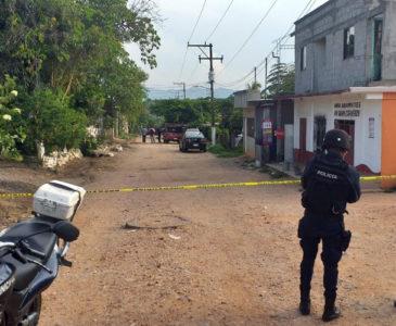 Ejecutan a hombre en Tuxtepec, Oaxaca