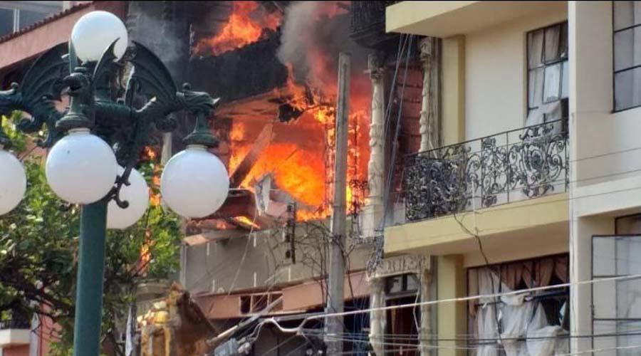 Mueren dos personas tras explosión de edificio en Jalisco   El Imparcial de Oaxaca