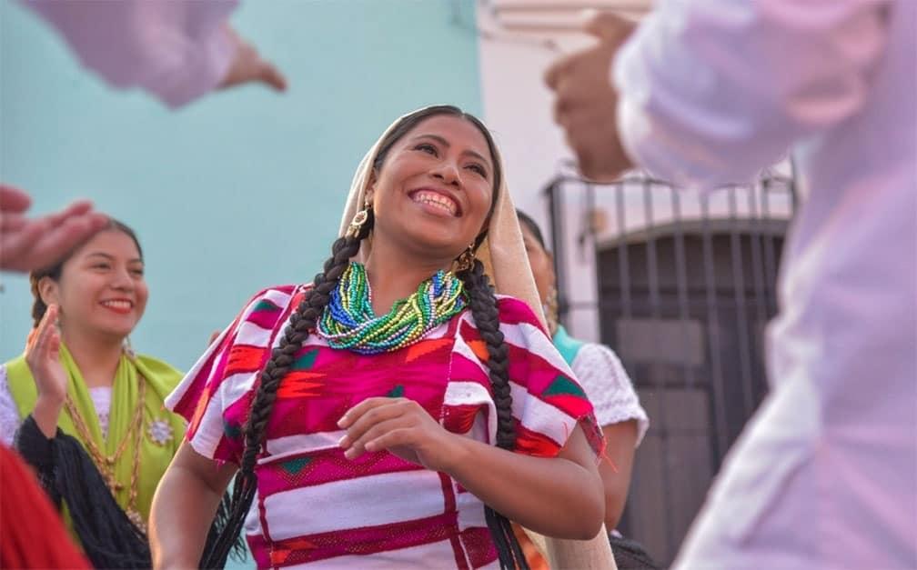 Yalitza no bailará en la Guelaguetza   El Imparcial de Oaxaca