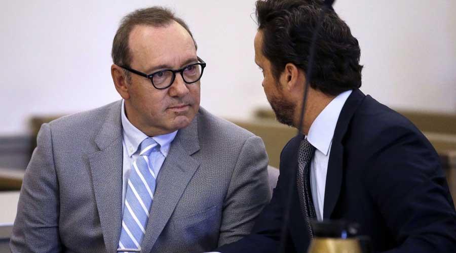 Retiran cargos a Kevin Spacey por abuso sexual; el testigo nunca llegó a declarar | El Imparcial de Oaxaca