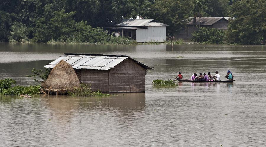 Lluvias monzónicas cobran la vida de 130 personas en el sur de Asia | El Imparcial de Oaxaca