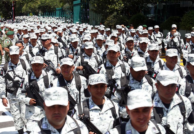 Alza en homicidios en Oaxaca, primer reto de Guardia Nacional | El Imparcial de Oaxaca