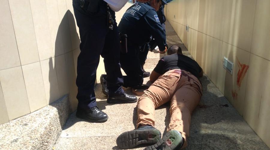 Esposa de asaltante en avenida Universidad era de Los Zetas