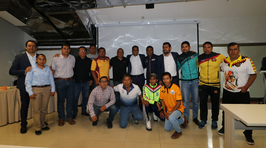 Alistan Liga Semiprofesional Oaxaca de Futbol | El Imparcial de Oaxaca