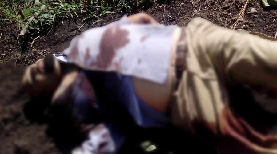 Hallan a ejecutado en Pinotepa Nacional