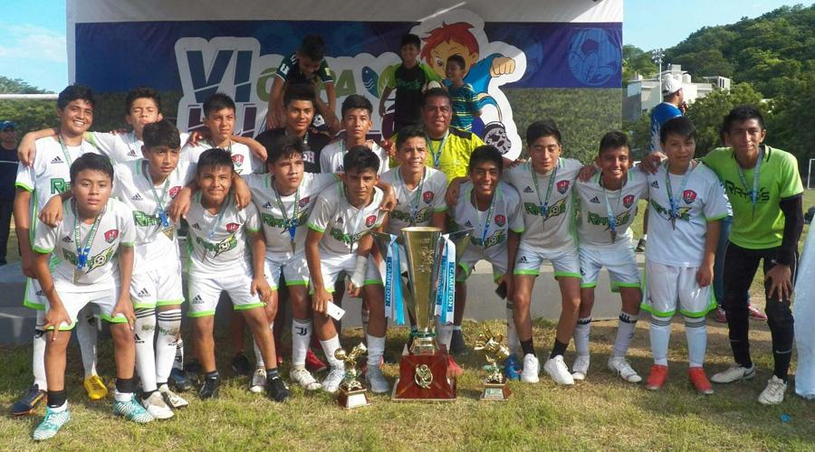 Rayos Ixtepec, campeones de la Copa Huatulco 2019