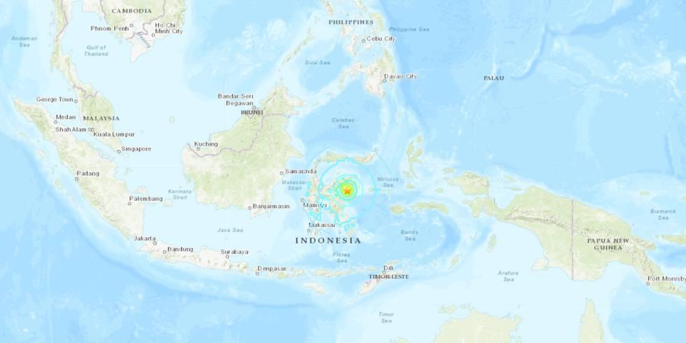 Sismo en indonesia provoca alerta de tsunami | El Imparcial de Oaxaca