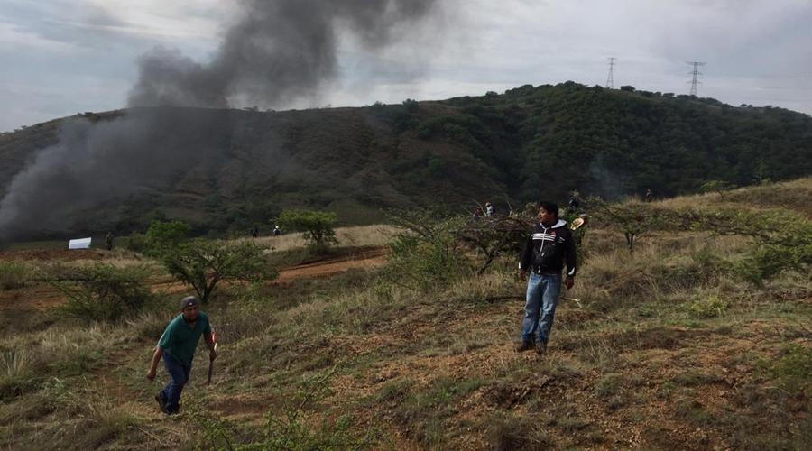 Agreden a balazos a un campesino en Cuilápam