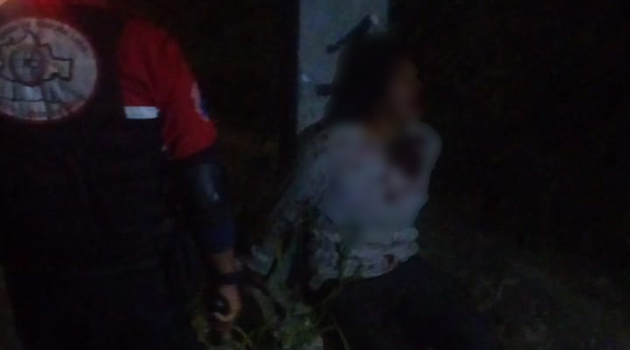 Atan y golpean a rateros en Oaxaca de Juárez