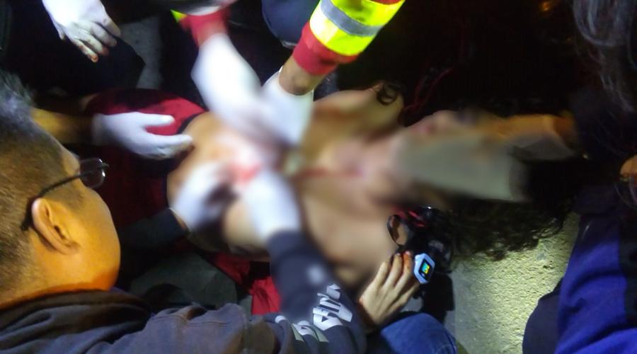 Asesinan a travesti en la calle de Las Casas