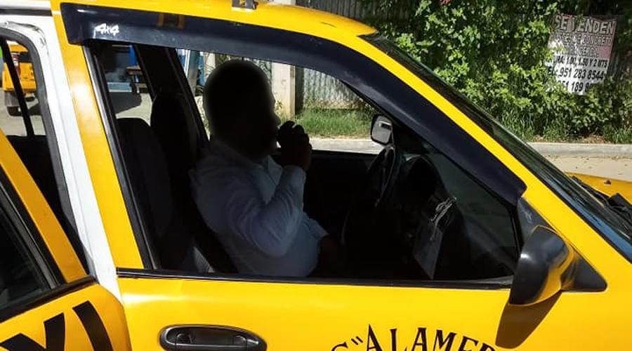 En redes llueven denuncias contra taxistas, la Fiscalía asegura que penalmente no hay nada