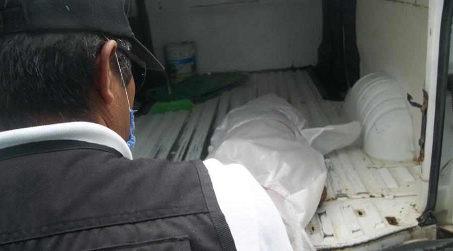 Ultimado de tres disparos en la Mixteca