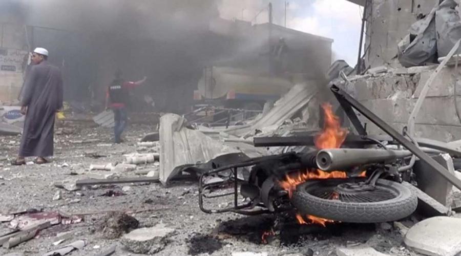 Bombardeos en Siria dejan 37 personas | El Imparcial de Oaxaca
