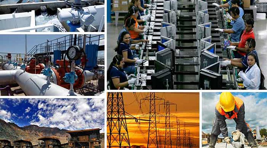 Actividad industrial vive su peor caída mensual desde el año 2009 | El Imparcial de Oaxaca