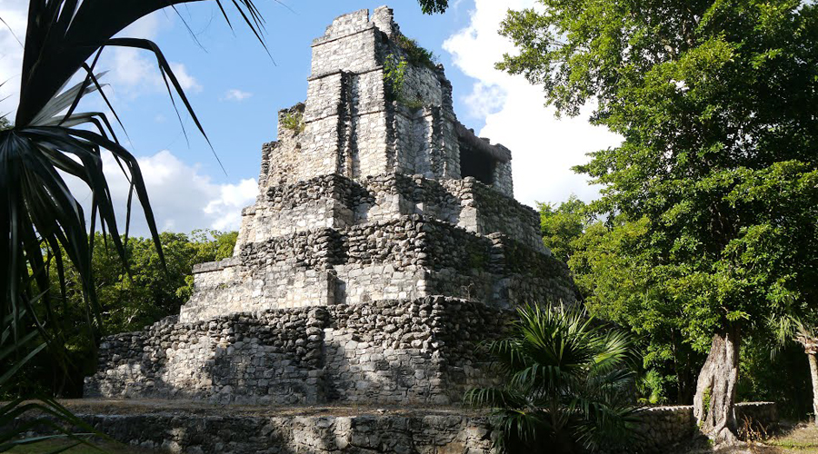 Cierran sitio arqueológico por incendios forestales en Quintana Roo | El Imparcial de Oaxaca