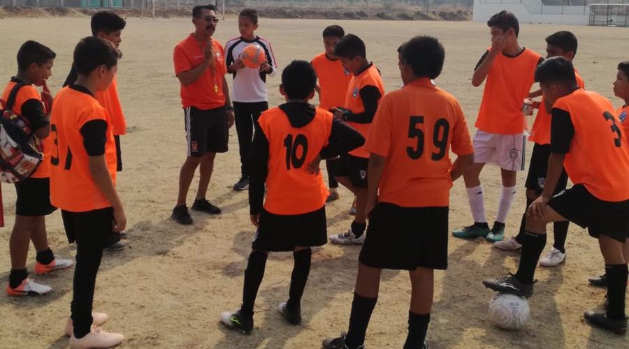 Preparan la Liga Fuerza Mixteca en Huajuapan