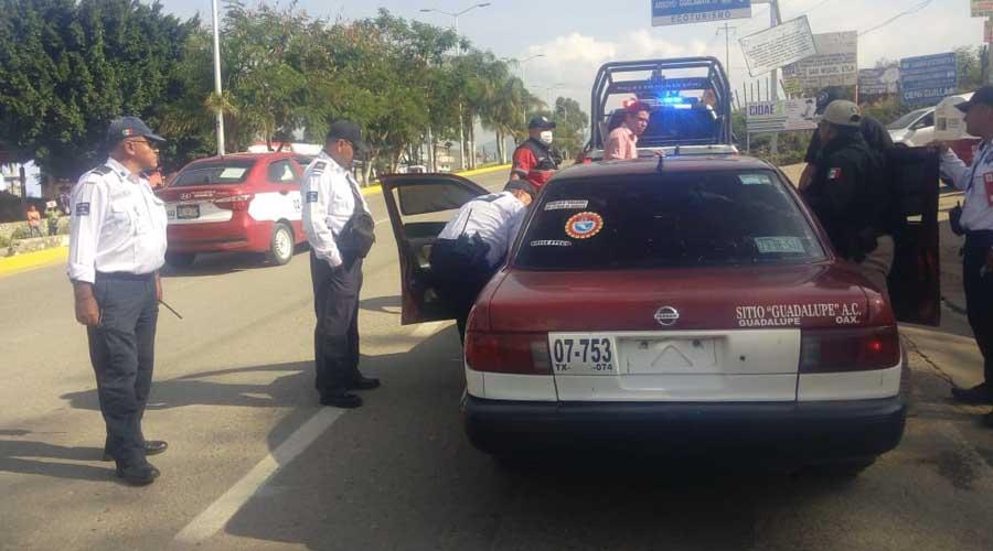 En una trifulca hieren a taxista de Etla con un desarmador | El Imparcial de Oaxaca