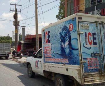 Restaurantes violan reglamento vial de Oaxaca