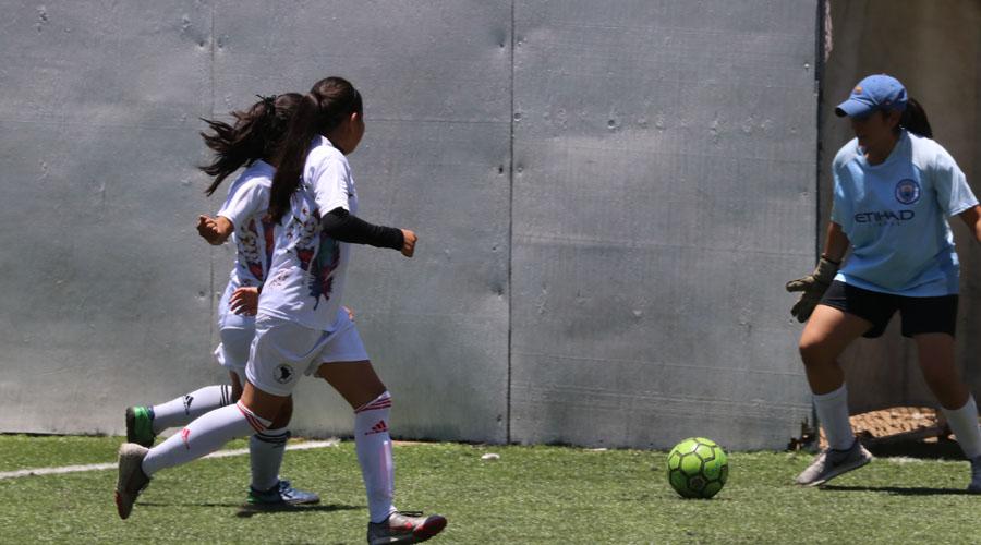 El domingo se disputará la semifinal de la Liga de Babyfut Libertad