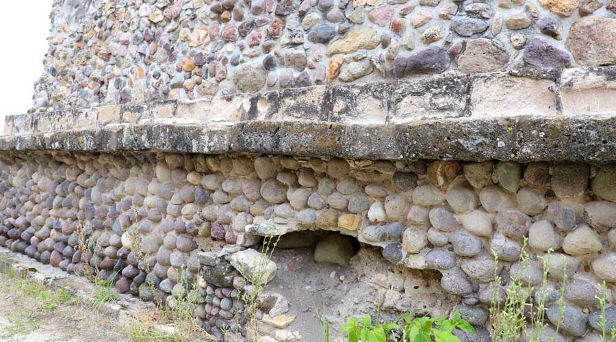 Deja el INAH en ruinas la herencia zapoteca de Oaxaca
