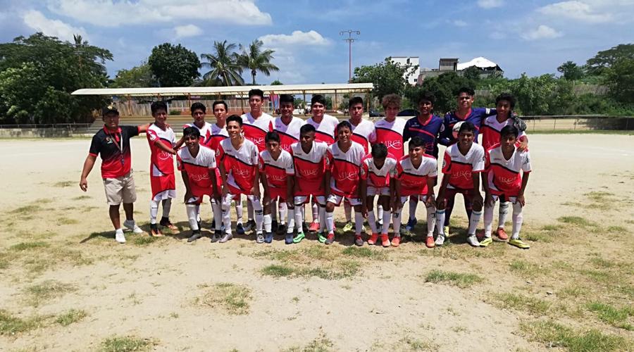Se realizó la etapa regional de la Copa Telmex Telcel