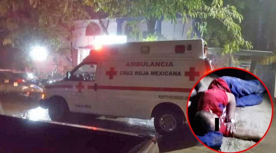 Rematan a hombre dentro de ambulancia en San Pedro Mixtepec   El Imparcial de Oaxaca