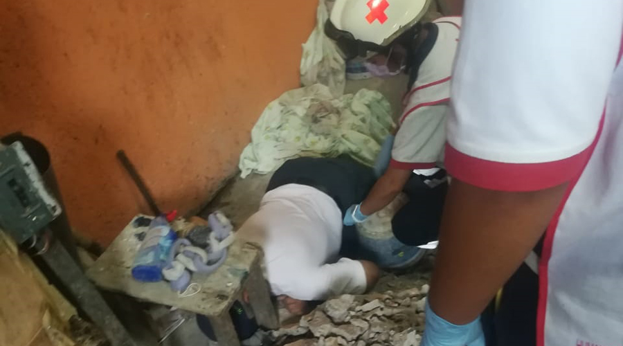 Muere frente a una renovadora de calzado en Montoya | El Imparcial de Oaxaca