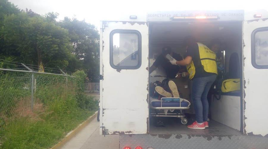 Cafre mata a ciclista en Villa de Etla