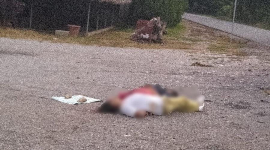 Identifican a masacrados de San Juan Guichicovi