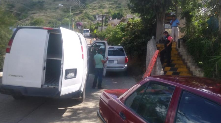 Hombre se suicida en la colonia Monte Albán