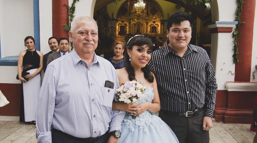 Luisa Fernanda cumple 15 años