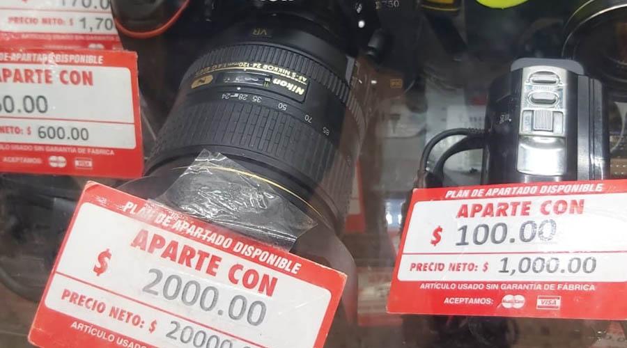 Hallan equipo robado en casa de empeño por la Central de Abasto | El Imparcial de Oaxaca