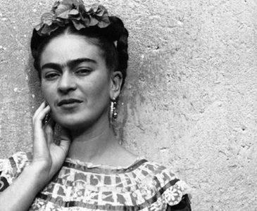 Las fotografías inéditas de Frida Kahlo tomadas por su amante