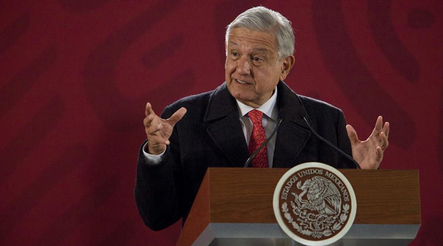 Asegura AMLO que sólo vivirá en Palacio Nacional cuando tenga mucha carga de trabajo | El Imparcial de Oaxaca