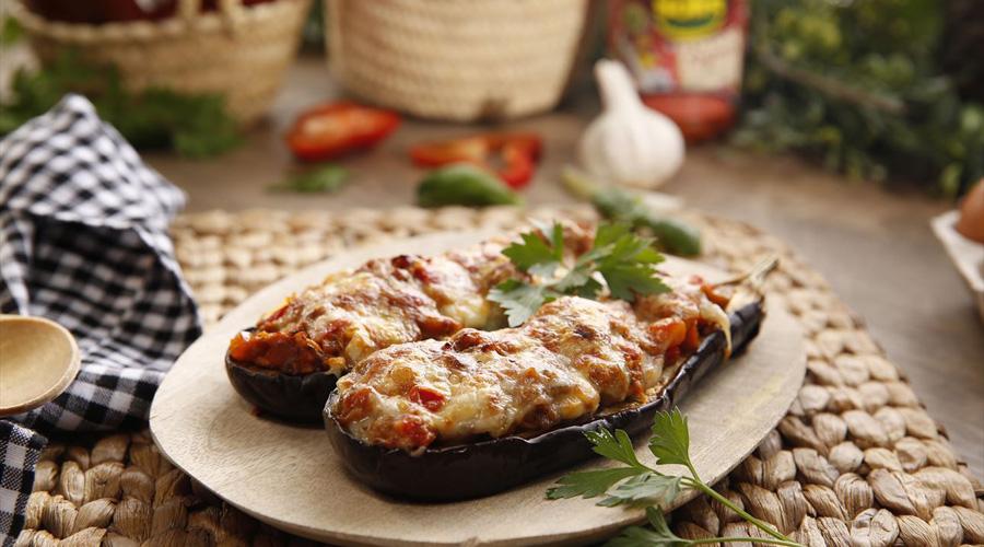 Prepara estas deliciosas berenjenas rellenas con salsa bechamel | El Imparcial de Oaxaca