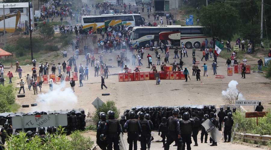 Definirán cifra real de víctimas de Nochixtlán | El Imparcial de Oaxaca