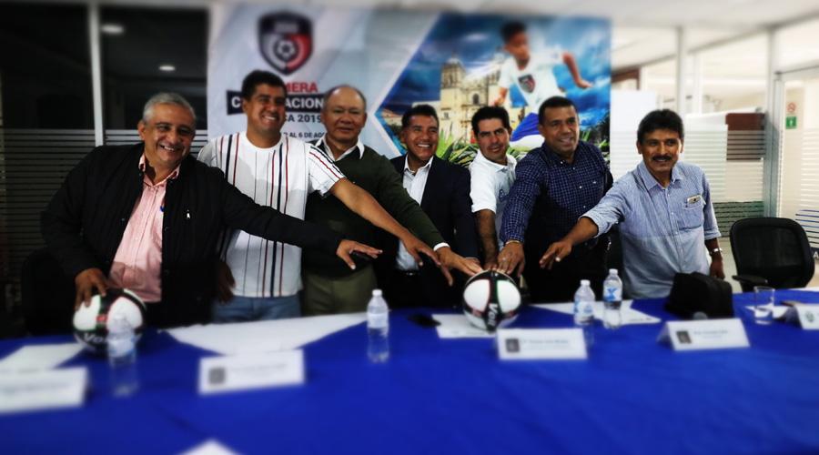 Copa Oaxaca, a detectar talentos | El Imparcial de Oaxaca