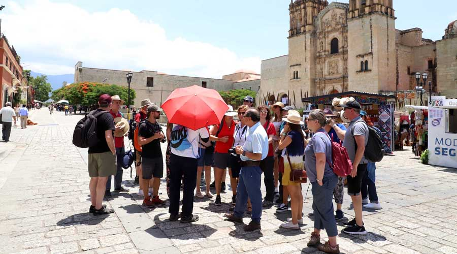 Exigen mayor seguridad en la capital previo a la Guelaguetza