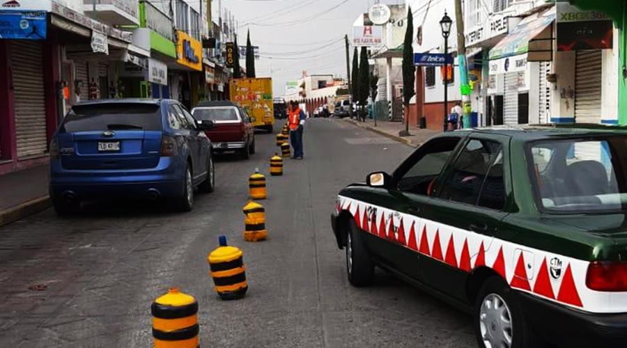 En Huajuapan piden a vialidad ser más enérgica