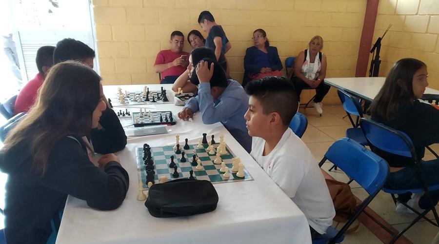 Alistan torneo de Ajedrez en Huajuapan