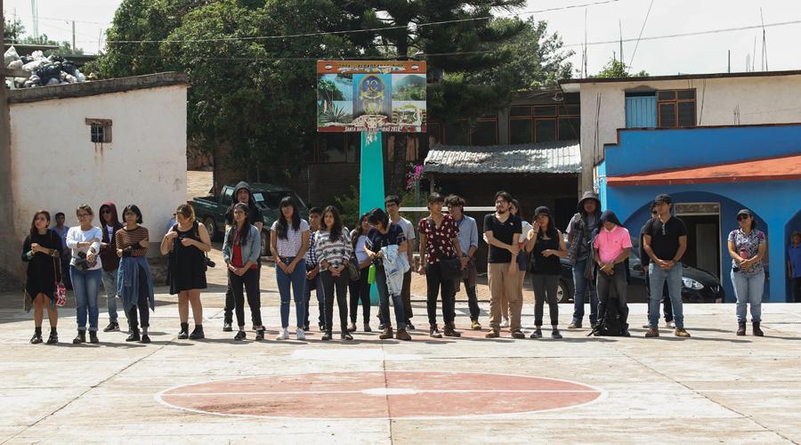 Abre sus puertas, Albarradas, a la formación audiovisual | El Imparcial de Oaxaca