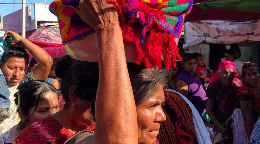 Mujeres indígenas Ikoots son motor de la economía familiar